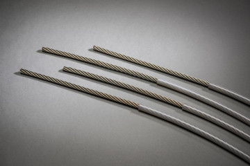 Coated Cable Stripping