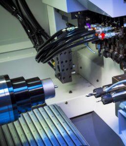 CNC Swiss Screw machining